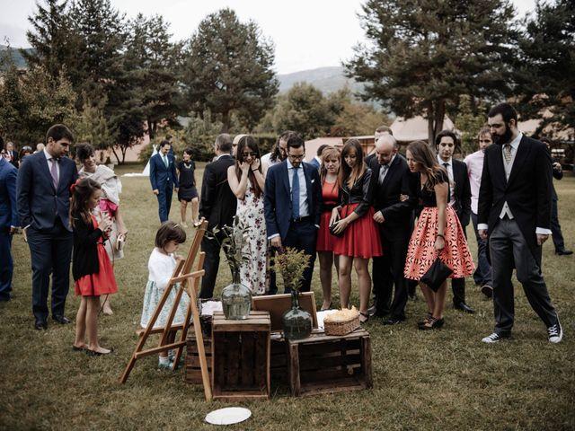 La boda de Nacho y Taty en Rascafria, Madrid 134