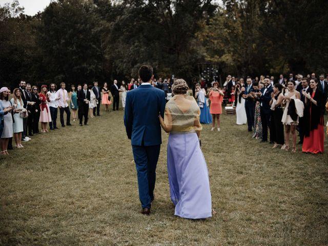 La boda de Nacho y Taty en Rascafria, Madrid 141