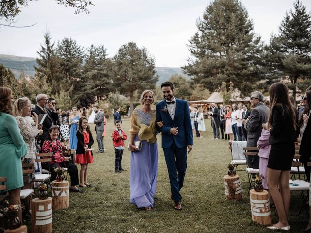 La boda de Nacho y Taty en Rascafria, Madrid 142
