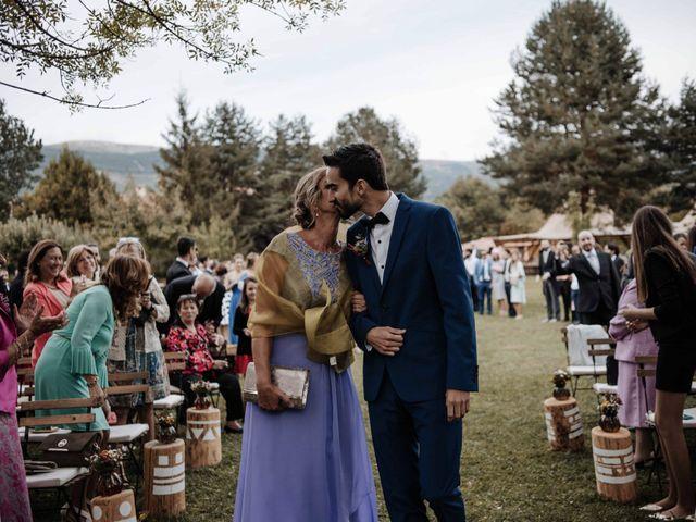La boda de Nacho y Taty en Rascafria, Madrid 143