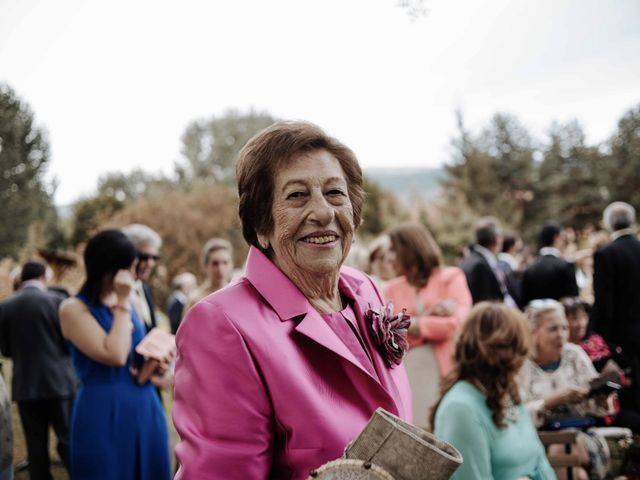 La boda de Nacho y Taty en Rascafria, Madrid 146