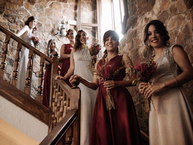 La boda de Nacho y Taty en Rascafria, Madrid 152