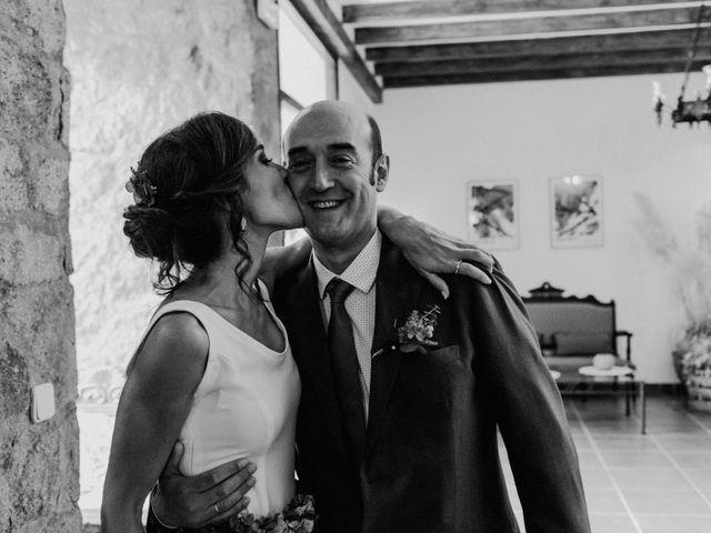 La boda de Nacho y Taty en Rascafria, Madrid 153