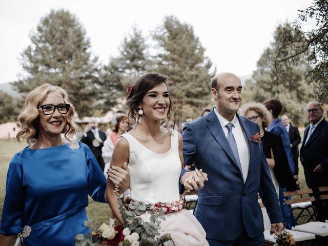 La boda de Nacho y Taty en Rascafria, Madrid 160