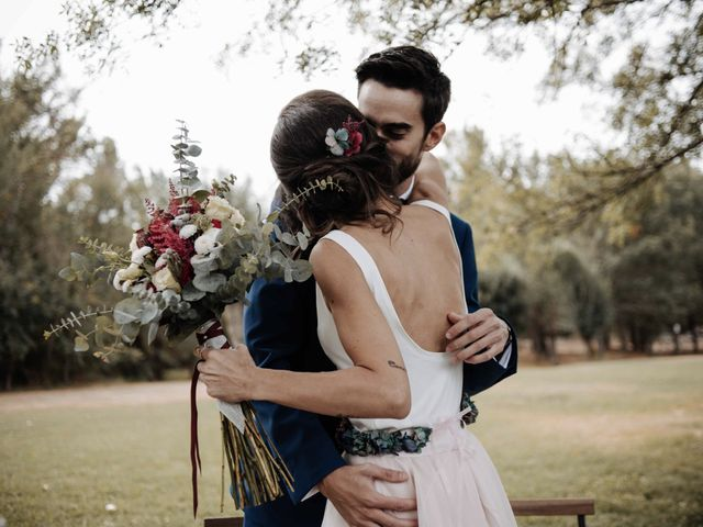 La boda de Nacho y Taty en Rascafria, Madrid 163