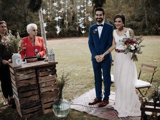 La boda de Nacho y Taty en Rascafria, Madrid 168