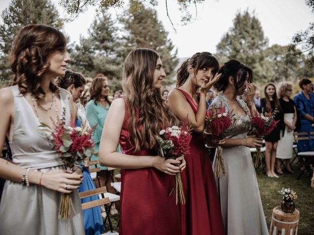 La boda de Nacho y Taty en Rascafria, Madrid 173