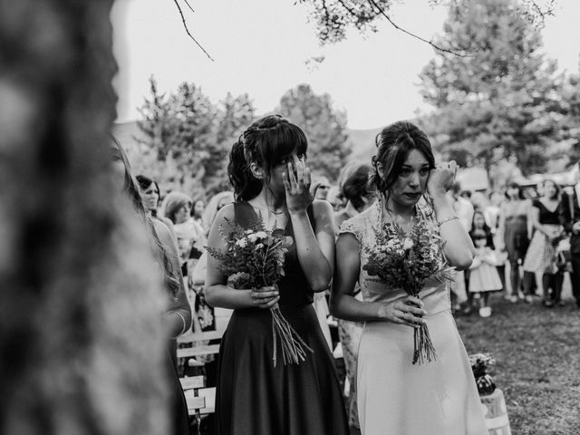 La boda de Nacho y Taty en Rascafria, Madrid 174