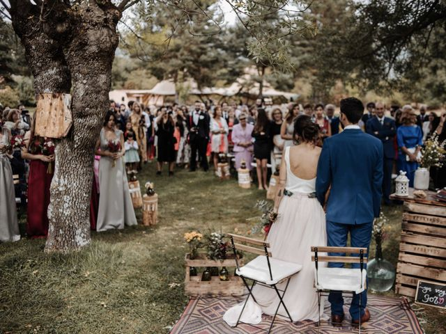 La boda de Nacho y Taty en Rascafria, Madrid 175