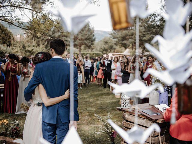 La boda de Nacho y Taty en Rascafria, Madrid 176