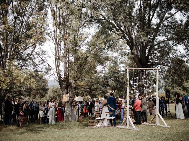La boda de Nacho y Taty en Rascafria, Madrid 177