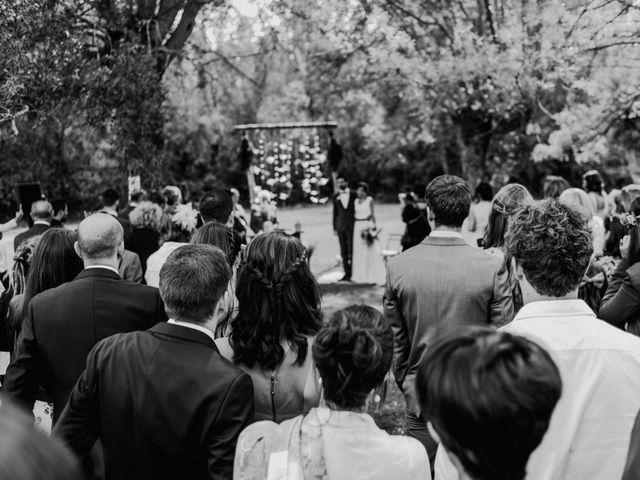 La boda de Nacho y Taty en Rascafria, Madrid 178