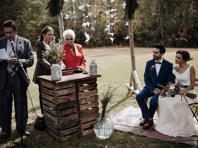 La boda de Nacho y Taty en Rascafria, Madrid 179