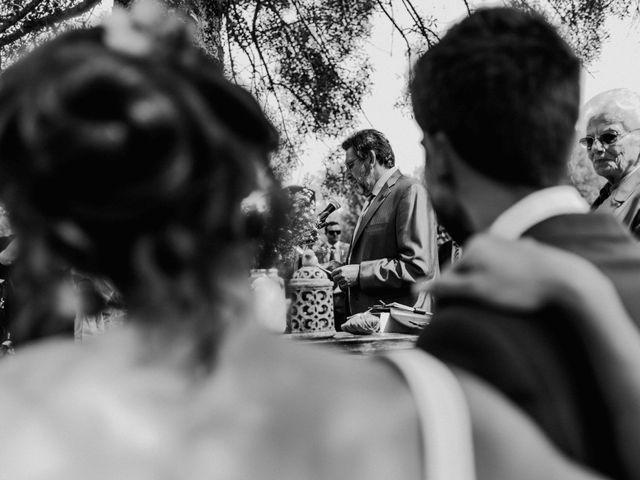 La boda de Nacho y Taty en Rascafria, Madrid 180