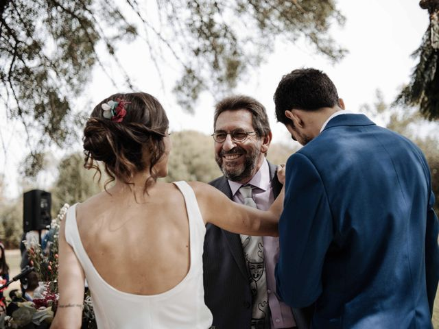 La boda de Nacho y Taty en Rascafria, Madrid 182