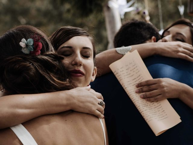 La boda de Nacho y Taty en Rascafria, Madrid 195
