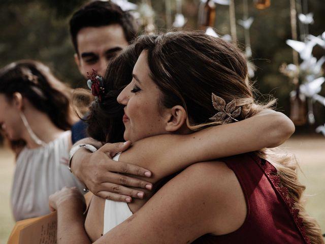 La boda de Nacho y Taty en Rascafria, Madrid 197