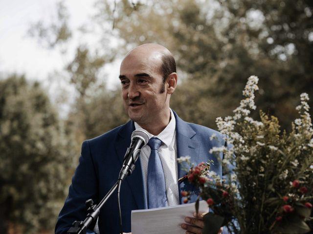 La boda de Nacho y Taty en Rascafria, Madrid 202