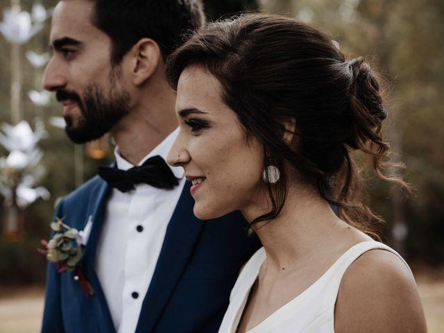 La boda de Nacho y Taty en Rascafria, Madrid 203