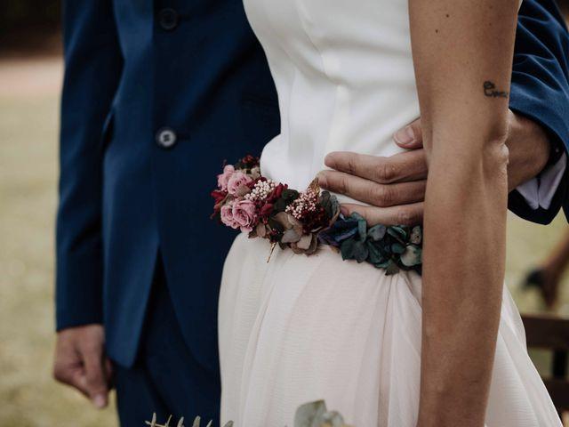 La boda de Nacho y Taty en Rascafria, Madrid 204