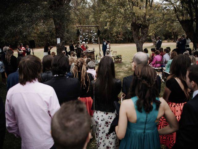 La boda de Nacho y Taty en Rascafria, Madrid 206