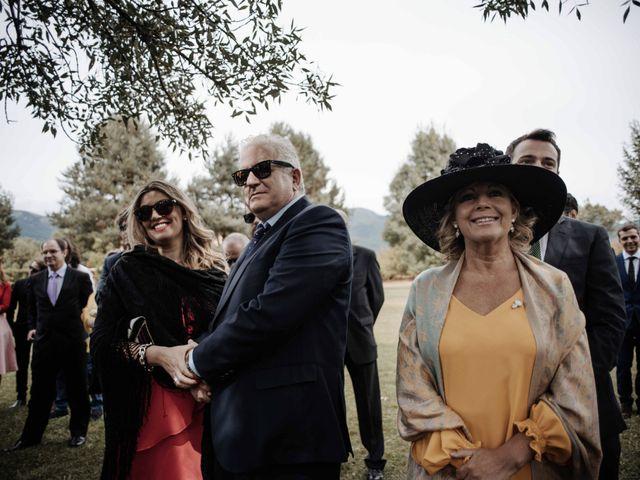 La boda de Nacho y Taty en Rascafria, Madrid 208