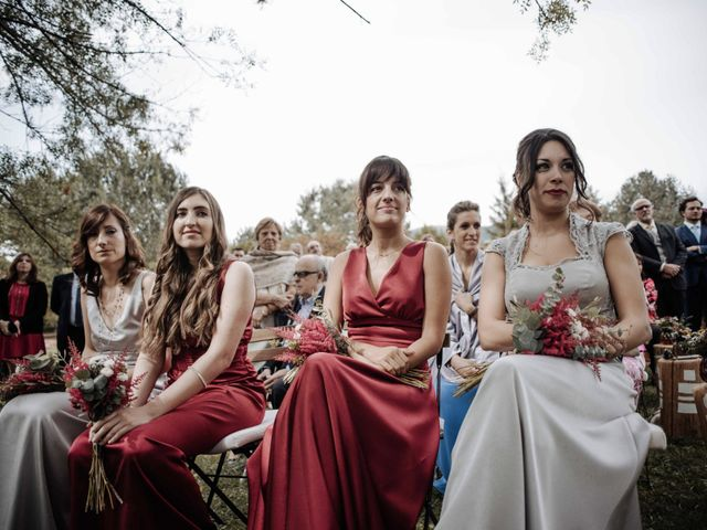 La boda de Nacho y Taty en Rascafria, Madrid 213