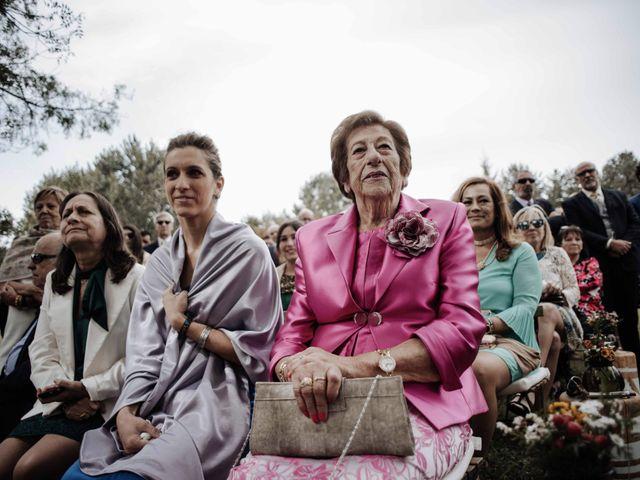 La boda de Nacho y Taty en Rascafria, Madrid 214