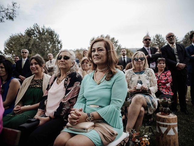 La boda de Nacho y Taty en Rascafria, Madrid 215