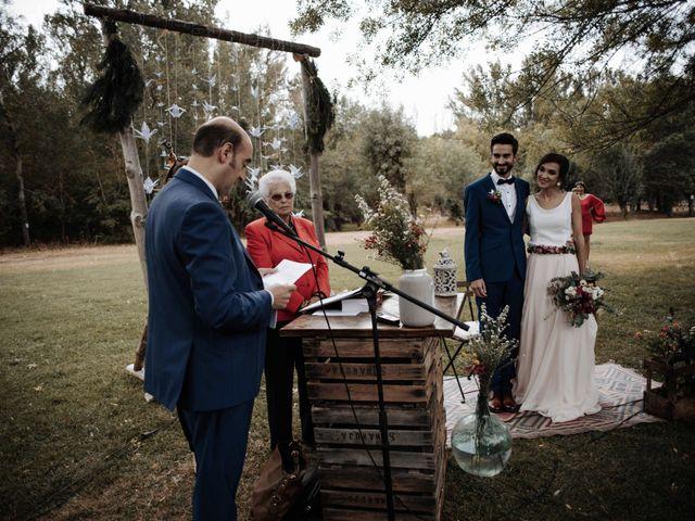 La boda de Nacho y Taty en Rascafria, Madrid 220