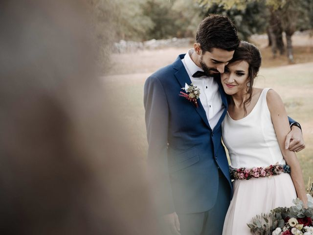 La boda de Nacho y Taty en Rascafria, Madrid 221