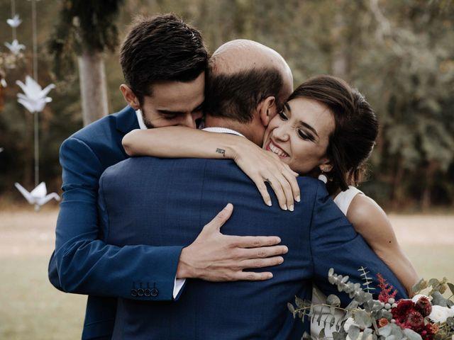 La boda de Nacho y Taty en Rascafria, Madrid 223