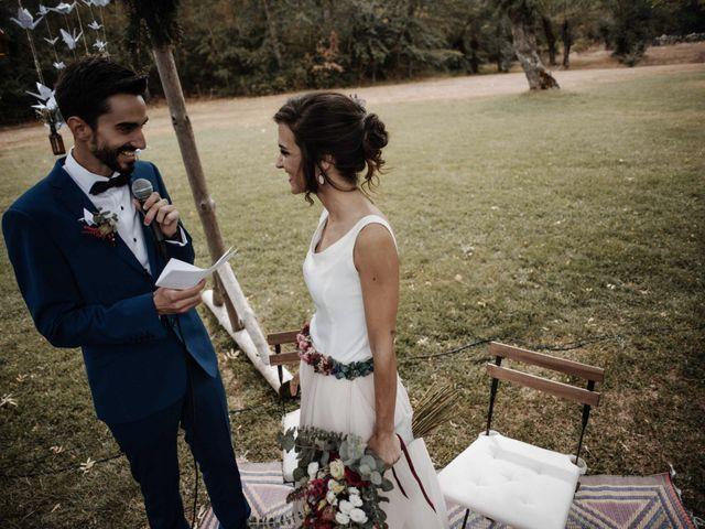 La boda de Nacho y Taty en Rascafria, Madrid 229