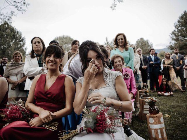 La boda de Nacho y Taty en Rascafria, Madrid 237