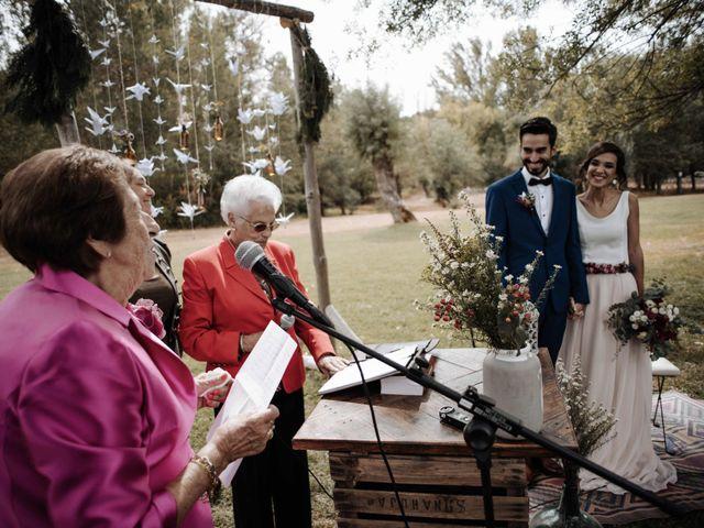 La boda de Nacho y Taty en Rascafria, Madrid 240