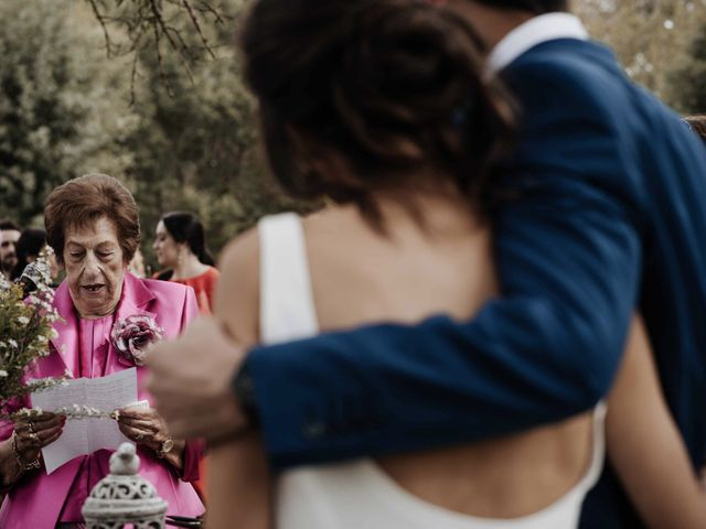 La boda de Nacho y Taty en Rascafria, Madrid 241