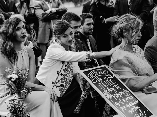 La boda de Nacho y Taty en Rascafria, Madrid 244