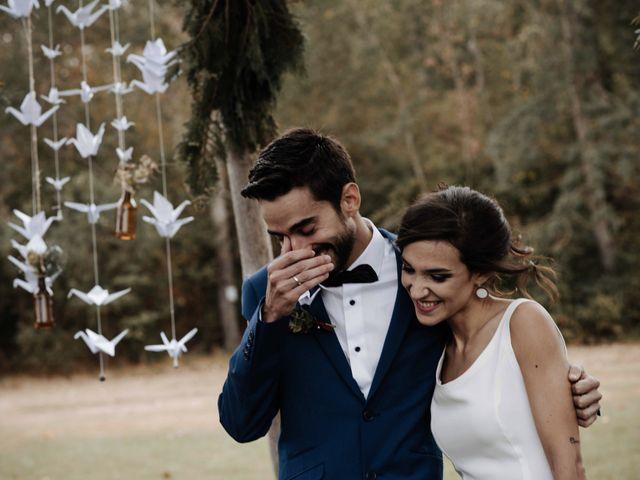 La boda de Nacho y Taty en Rascafria, Madrid 247