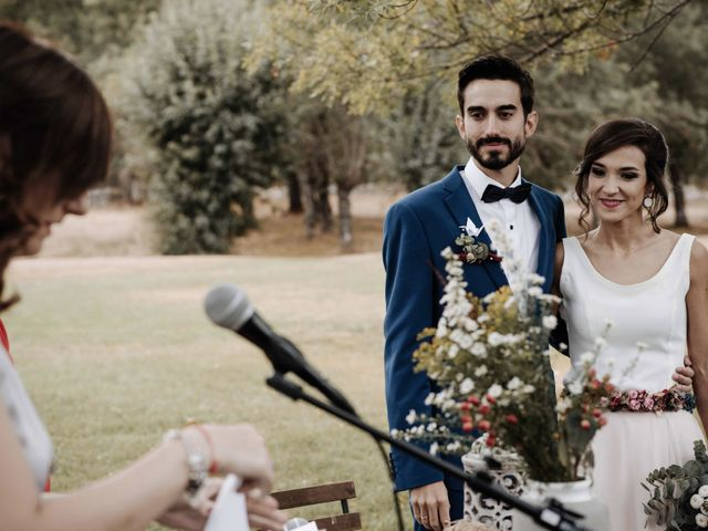 La boda de Nacho y Taty en Rascafria, Madrid 250