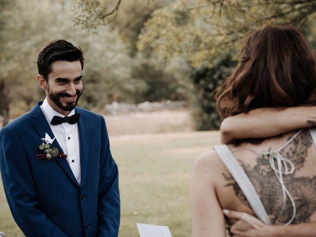 La boda de Nacho y Taty en Rascafria, Madrid 254