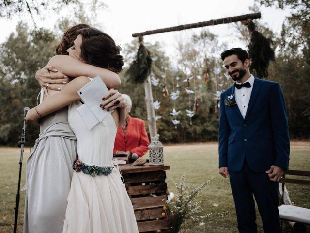 La boda de Nacho y Taty en Rascafria, Madrid 256