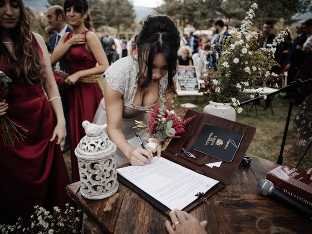 La boda de Nacho y Taty en Rascafria, Madrid 266