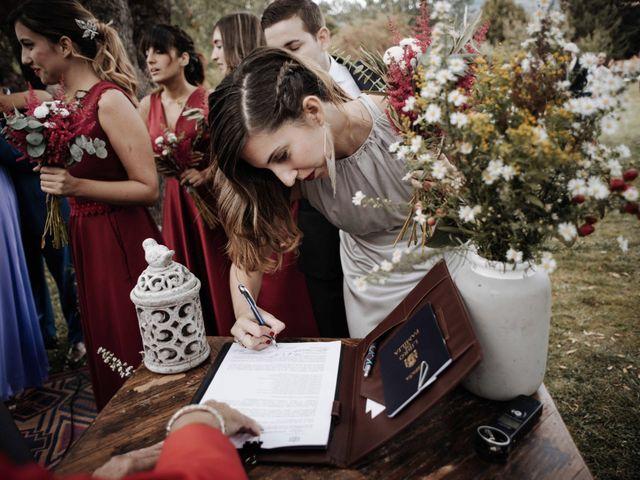 La boda de Nacho y Taty en Rascafria, Madrid 268
