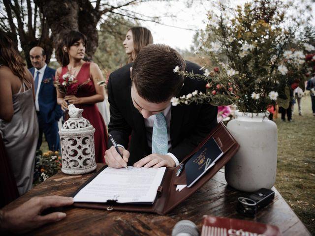 La boda de Nacho y Taty en Rascafria, Madrid 271