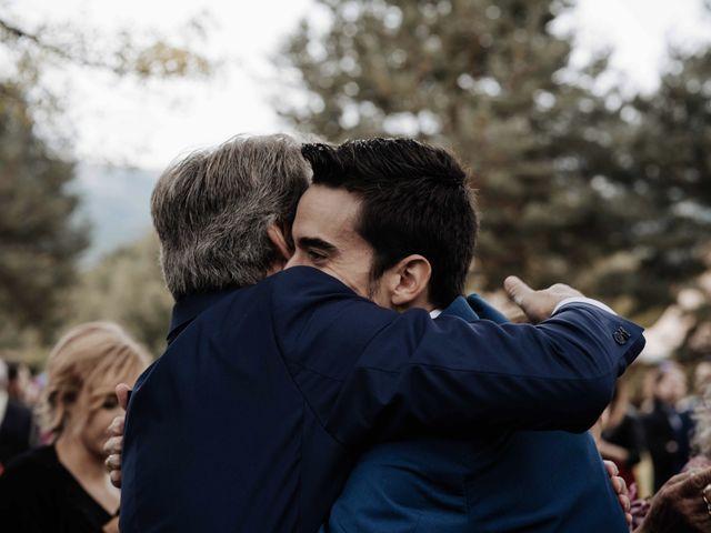 La boda de Nacho y Taty en Rascafria, Madrid 272
