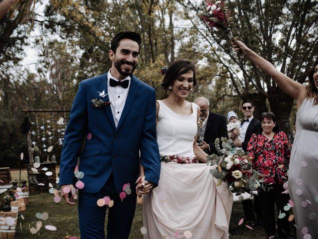 La boda de Nacho y Taty en Rascafria, Madrid 280