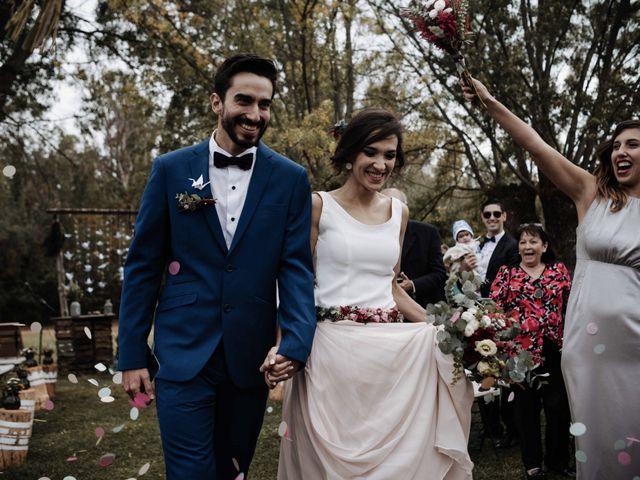 La boda de Nacho y Taty en Rascafria, Madrid 281