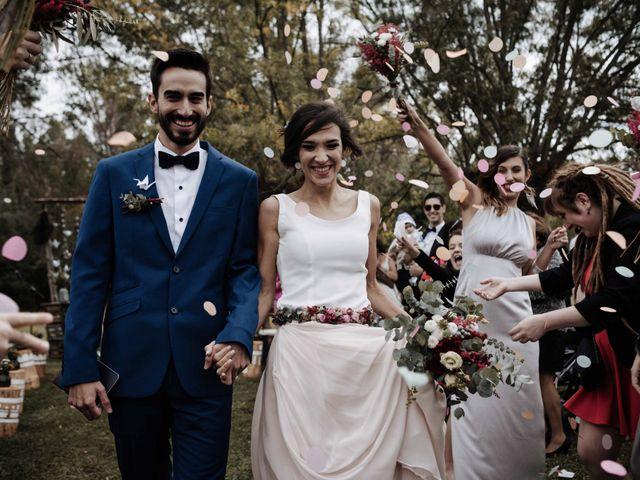 La boda de Nacho y Taty en Rascafria, Madrid 282