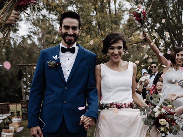 La boda de Nacho y Taty en Rascafria, Madrid 283