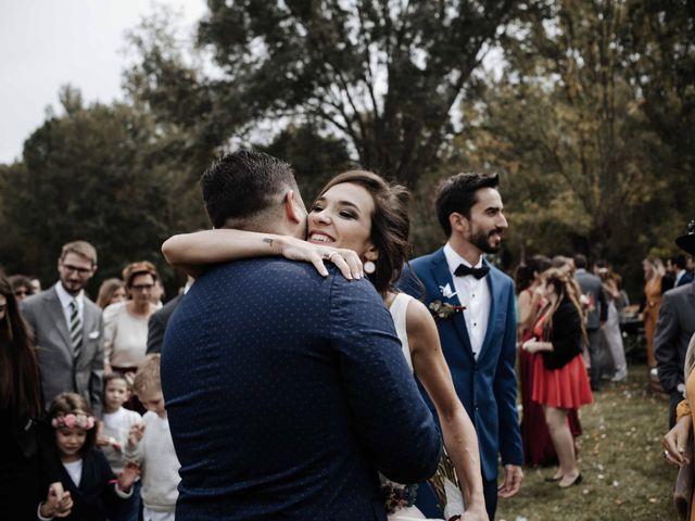 La boda de Nacho y Taty en Rascafria, Madrid 285